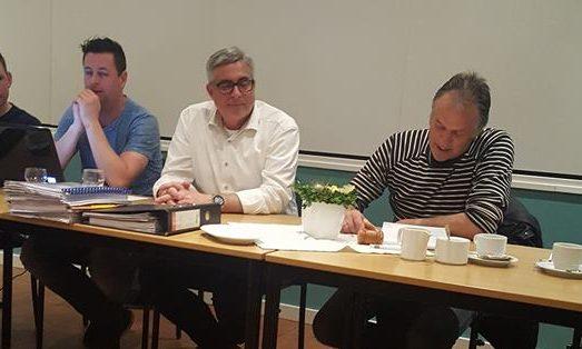 Henri Penninx nieuwe voorzitter Cv de Zandhazen
