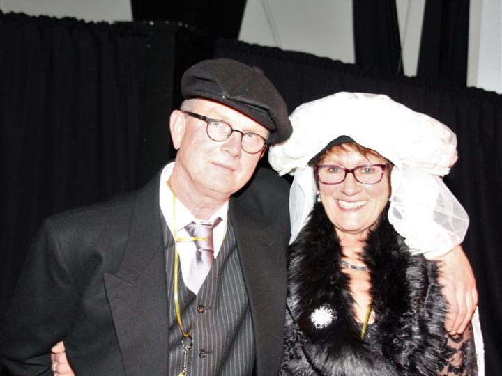 Jan & Anja boerenbruidspaar 2019